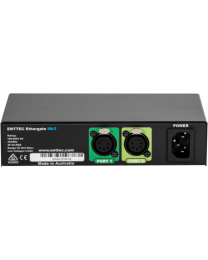 ENTTEC ENTEMK3 Gateway Ethernet-DMX, multi-protocollo, 2 Universi
