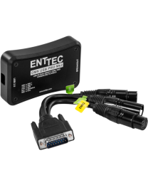 ENTTEC ENTPROMK2 ENTTEC 2 DMX OUT + 1 DMX IN Interface