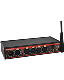SWISSON SWIXSWTRWDMX5R Wireless DMX Splitter, W-DMX transceiver, rack, XLR5