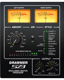 SOFTUBE SOFDR1 Drawmer 1973 Multi-Band Compressor
