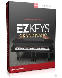 TOONTRACK EZKEYS-120 EZ Keys Grand Piano