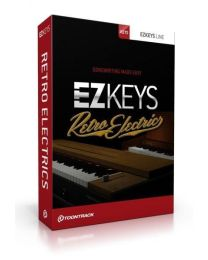 TOONTRACK EZKEYSRE-120 EZ Keys Retro Electrics