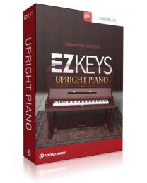TOONTRACK EZKEYSUP-120 EZ Keys Upright Piano