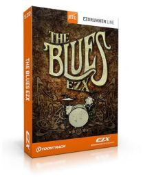 TOONTRACK EZXB-103 EZX The Blues (Boxed)