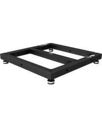 PROLIGHTS DXFS01 Floor support for DELTAX series LED wall for floor system fixing, 1 cabinet