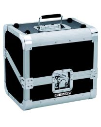 RELOOP 14615 80 RECORD CASE BLACK