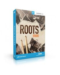 TOONTRACK SDXRS-103 SDX Roots: Sticks (Boxed)