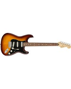 Fender chitarra elettrica Player Stratocaster Plus Top Tobacco Sunburst