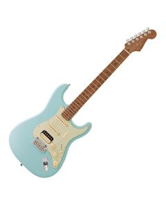 Fender FSR American Pro Stratocaster HSS Roasted MN, Daphne Blue LIMITED EDITION